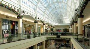 Garden State Plaza in Paramus, NJ