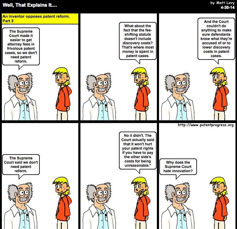 2014 04 30 - Well That Explains It comic