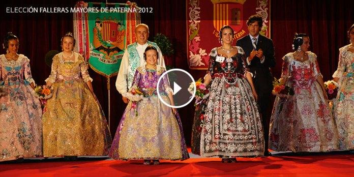 Eleccion-Falleras-Mayores-2012-Video
