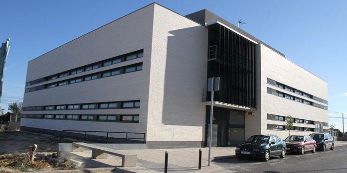 Centro de salud de la calle Valencia en Paterna
