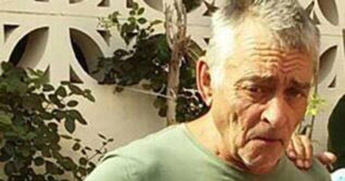 Manuel Gaona, el vecino de la Canyada desaparecido
