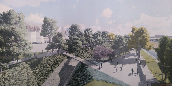 Proyecto del Parque Lineal