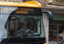 Autobús municipal de Paterna