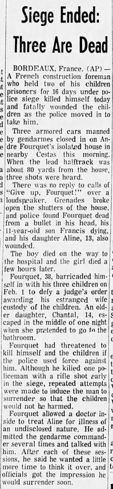 The Pensacola News, nº 41, 17 février 1969, p. 2A