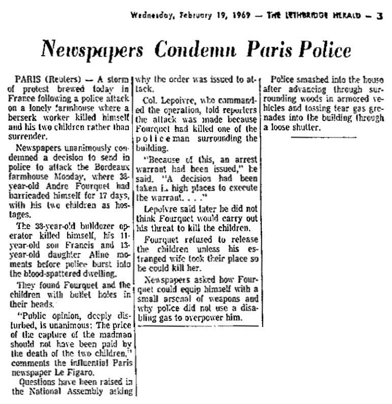 The Lethbridge Herald, vol. LXII, nº 58, 19/02/1969, p. 3