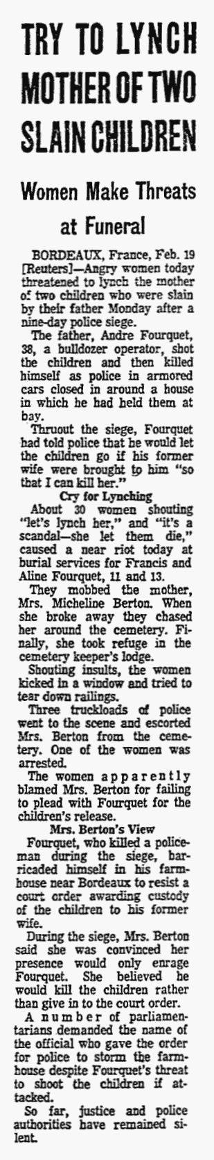 Chicago Tribune, nº 51, 20/02/1969, p. 2A-3