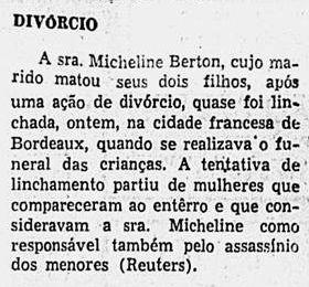Correio da Manhã, nº 23271, 20/02/1969, p. 1