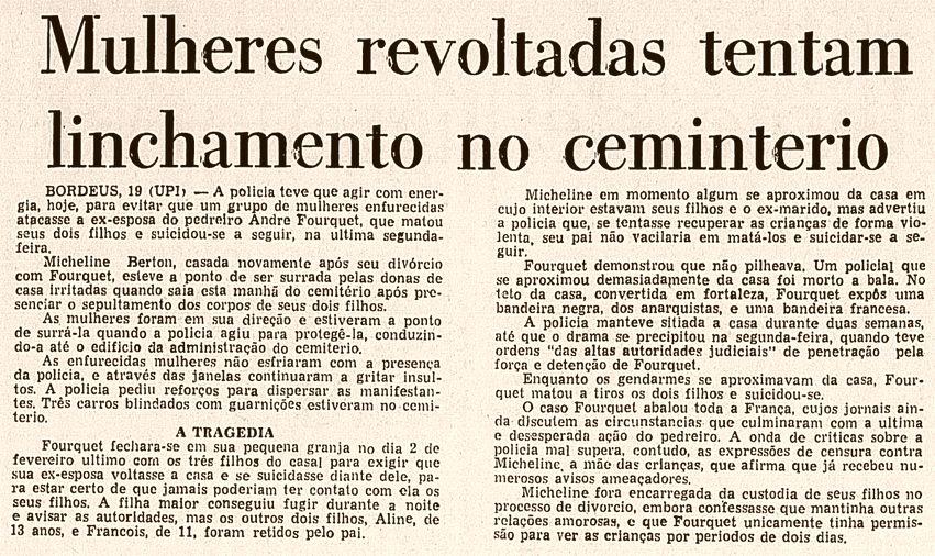 Diário da Noite, nº 13348, 20/02/1969, p. 8