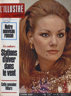 L'Illustré Pour Tous, nº 8, 20/02/1969, p. 1