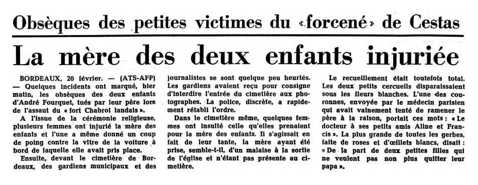 Le Confédéré quotidien, nº 42, 20/02/1969, p. 6