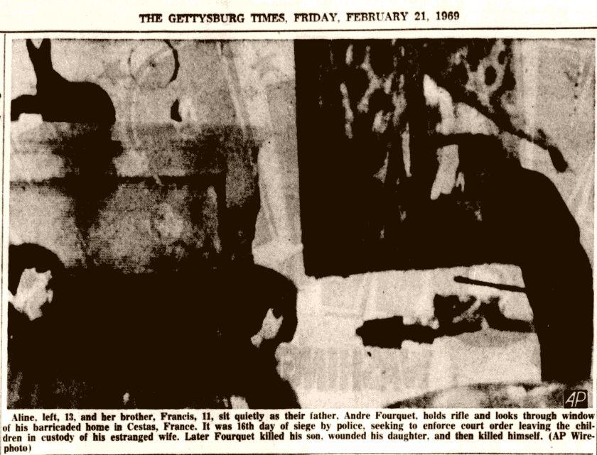 The Gettysburg Times, vol. 67, nº 44, 21/02/1969, p. 14
