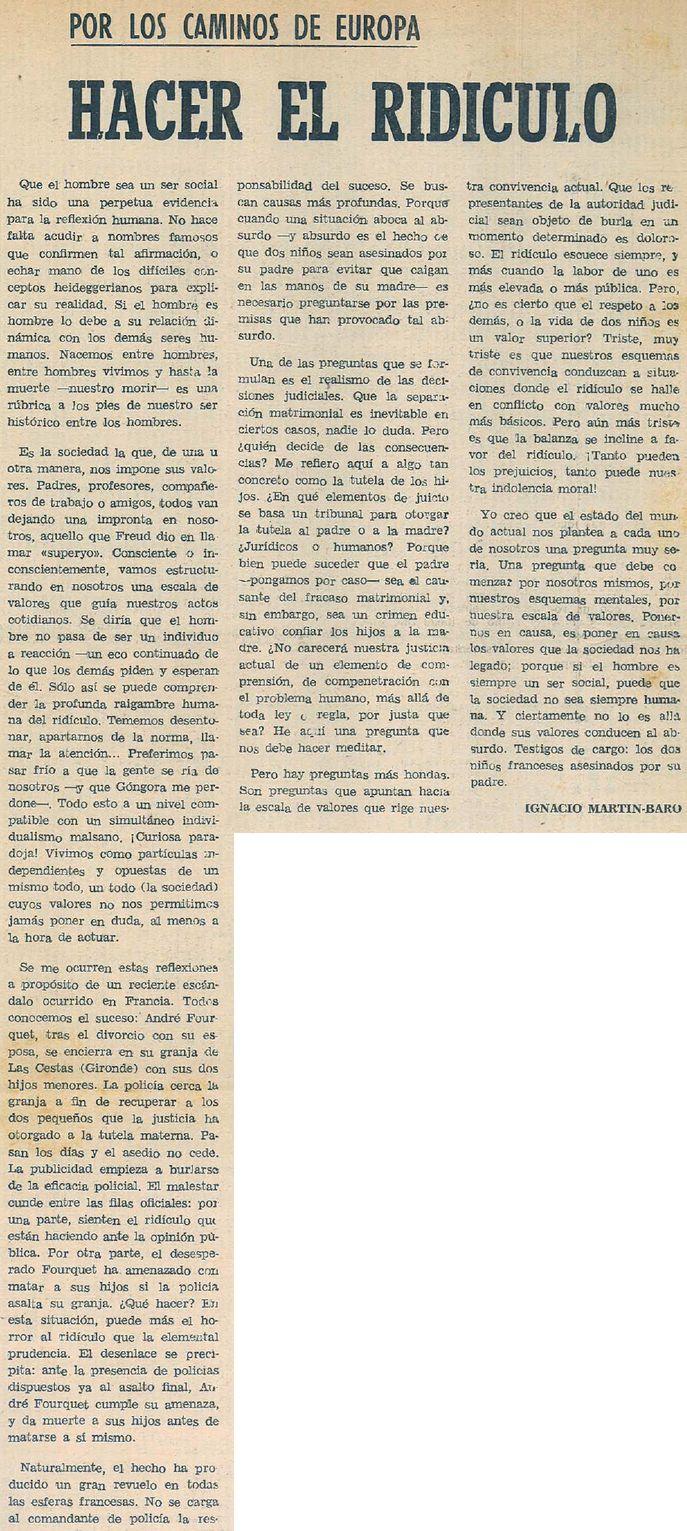 Diario Regional, 26/02/1969