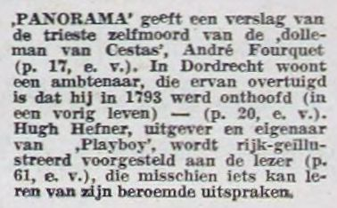 Provinciale Zeeuwse Courant, nº 49, 28/02/1969, p. 15