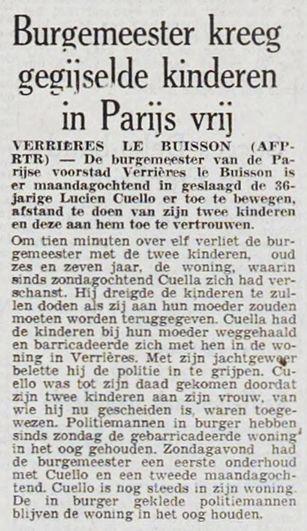 Provinciale Zeeuwse Courant, nº 65, 19 mars 1969, p. 6
