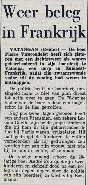 De Stem, nº 26074, 20/03/1969, p. 1