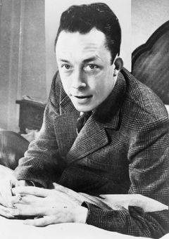 Albert Camus (© United Press International)