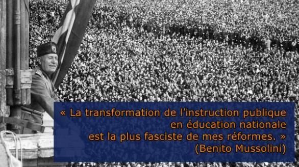 Benito Mussolini, 06/12/1923