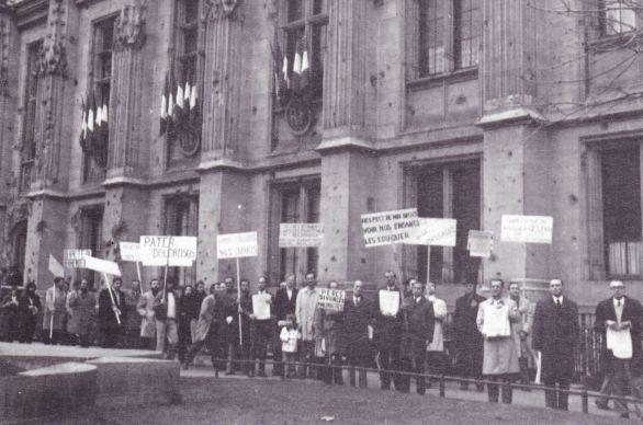 Manifestation DIDHEM à Rouen