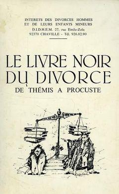 Le livre noir du divorce