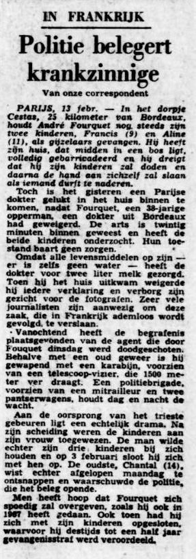 De Tijd, 13/02/1969, n° 40166, p. 9