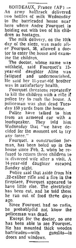 The Danville Register, n° 28193, 13/02/1969, p. 11-C