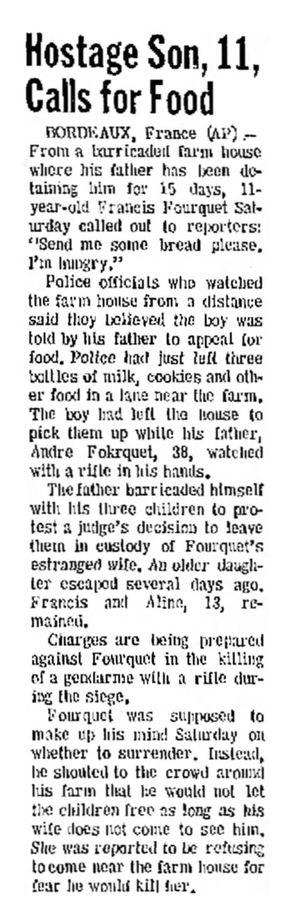 Idaho Sunday Journal, vol. LXVII, nº 298, 16 février 1969, p. 2A