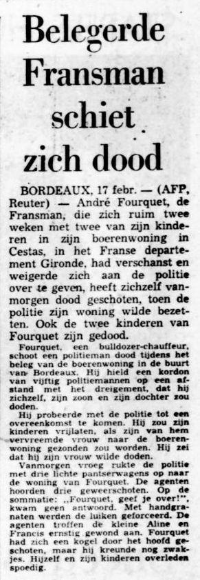 De Tijd, nº 40169, 17 février 1969, p. 3