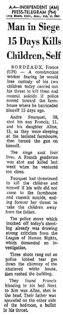 Press Telegram, 17 février 1969, p. A-4
