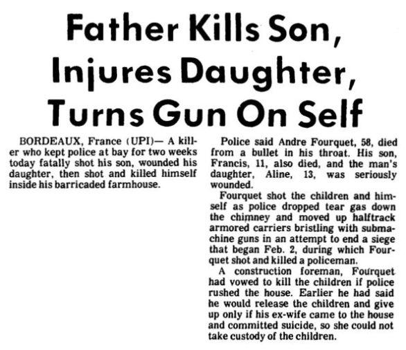 Sandusky Register, vol. 146, nº 259, 17 février 1969, p. 5