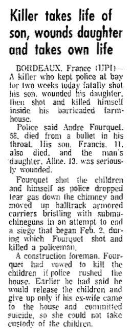 The Columbus Daily Telegram, nº 40, 17 février 1969, p. 2