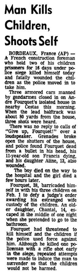 The Hays Daily News, vol. XL, nº 85, 17 février 1969, p. 5