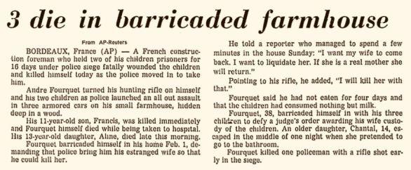 The Ottawa Citizen, nº 194, 17 février 1969, p. 1