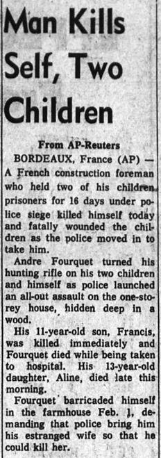 The Ottawa Journal, nº 58, 17 février 1969, p. 11