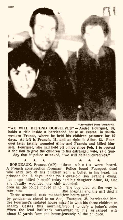 Youngstown Vindicator, vol. LXXX, nº 170, 17 février 1969, p. 1 *****