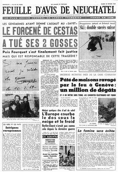 Feuille d'avis de Neuchâtel, nº 40, 18/02/1969, p. 1