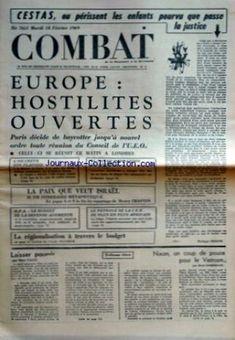Combat, nº 7651, 18/02/1969