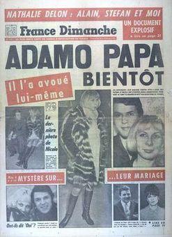 France Dimanche, nº 1172, 18/02/1969