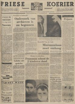 Friese Koerier, nº 131, 18/02/1969, p. 1