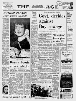 The Age, 18/02/1969, p. 1