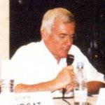 Didier Rey, colloque du huitième congrès de SOS PAPA, Paris, 12 juin 1999 (© SOS PAPA)