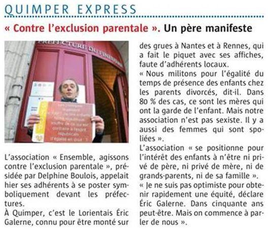 Le Télégramme, 15/10/2016