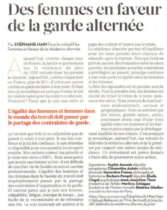 Libération, 14/01/2014