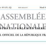 Journal officiel de la République française, édition « Débats parlementaires – Assemblée nationale », nº 49 AN (Q), 6 décembre 2016