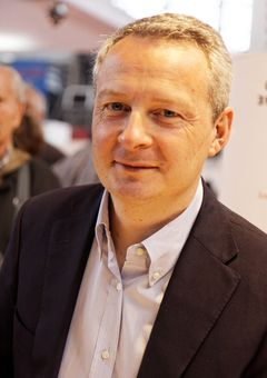 Bruno Le Maire (© Thesupermat)