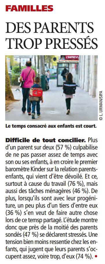 Direct Matin, nº 2004, 20 janvier 2017, p. 11