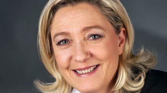 Marine Le Pen (© Foto-AG Gymnasium Melle)