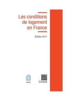 Les conditions de logement en France