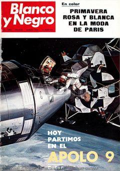 Blanco y Negro, nº 2965, 1er mars 1969, p. 1