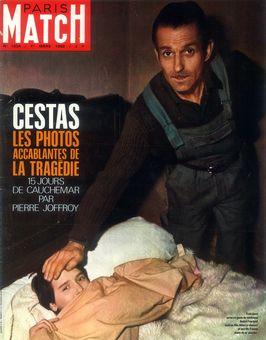 Paris Match, nº 1034, 1er mars 1969, p. 1