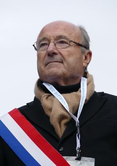 Jacques Bompard (© Peter Potrowl)
